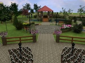 , Дизайн саду