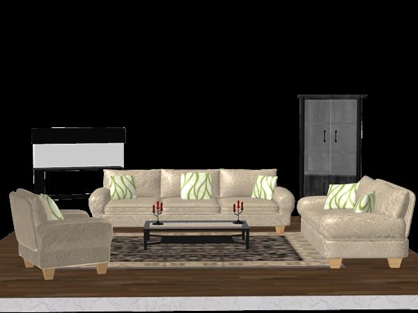 , Мебель для гостиной: стильный уют