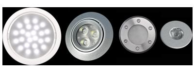 Светильники светодиодные низковольтные