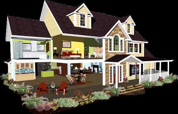этапы строительства дома с нуля