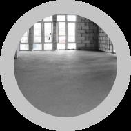 залить пол бетоном