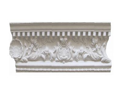 Гипсовая лепнина, фасадный лепной декор