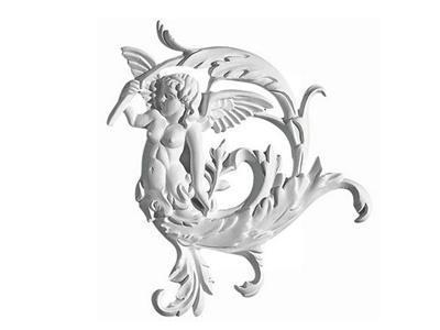 Гипсовый декор. Декоративная декор из гипса - гипсовая лепнина