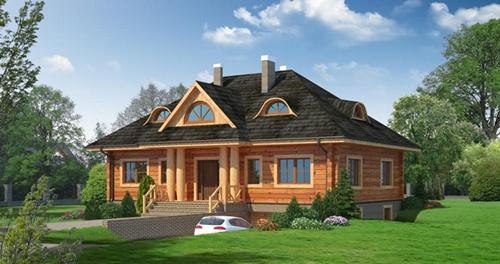 , Ряд причин заказать строительство деревянных домов на сайте www.sddu.com.ua