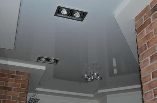 Бесшовные натяжные потолки, бесшовные тканевые и ПВХ потолки