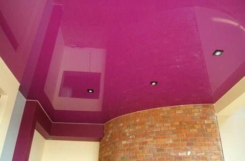 Бесшовные натяжные потолки - какой выбрать