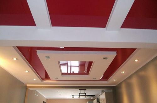 Как выбрать потолок натяжной