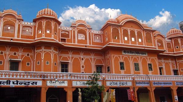 , Джайпур – индийский «Розовый город»