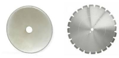 , Как выбрать алмазные диски для резки камня