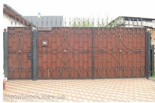 , Качественные гаражные ворота от metalwork.kiev.ua