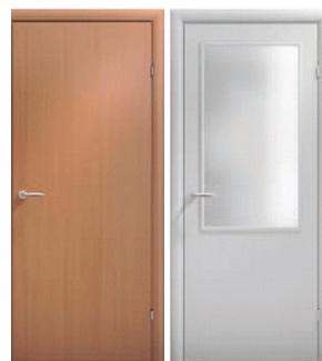 , Варианты создания проектных дверей