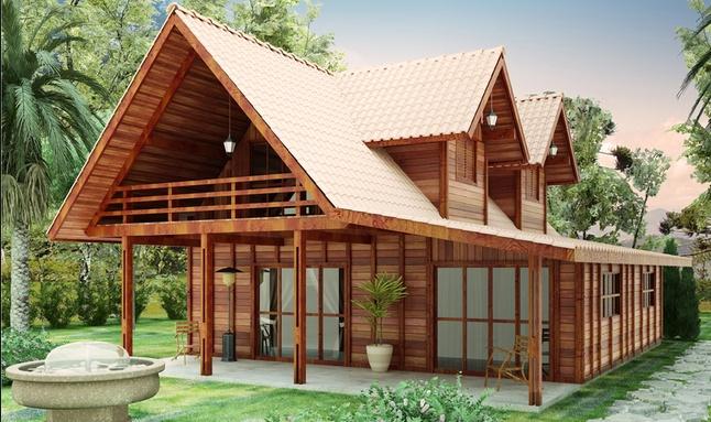 , Проекти будинків з дерева – якісно, стильно і швидко на сайті derevodim.com.ua