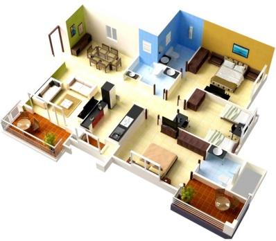 , В чем основные особенности квартиры-студии?