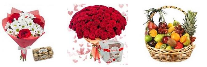 , Заказ и доставка цветов — недорого и круглосуточно