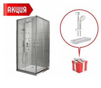 , Преимущества душевой кабины от ARTESAN.COM.UA