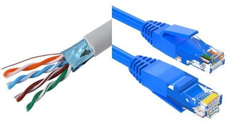 Кабель интернет