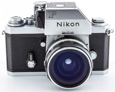фотоаппарат Nikon F
