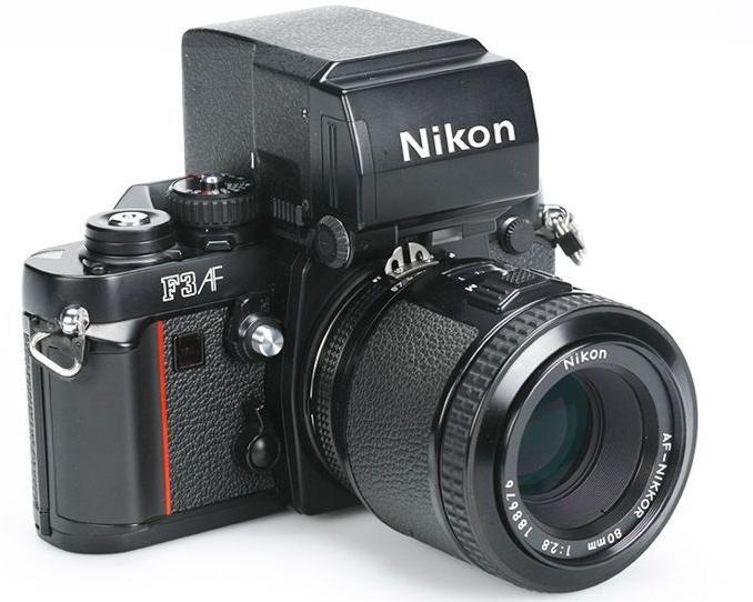 фотоаппаратNikon F3 AF