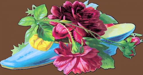 oboi cvetok