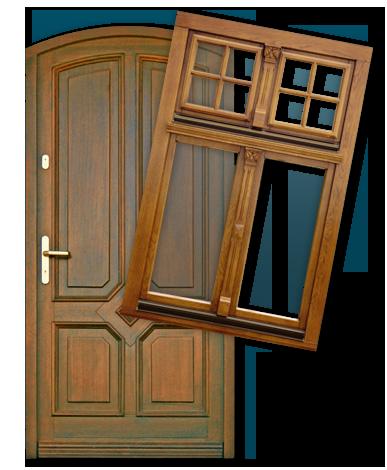 окна и двери тепло