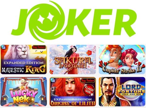 Широкий ассортимент игровых автоматов от онлайн казино Джокер Вин